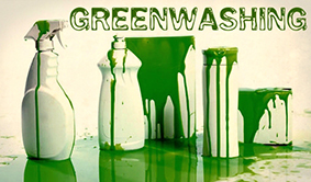 Every day, we are bombarded with advertising about environmentally friendly goods and services. But how many really are green, and how many are just pretending? Help us to stop Greenwashing!